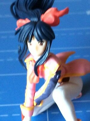"BANDAI HGIF SAKURA WARS 2  ""Sakura Shinguji"",Gashapon MINI FIGURE ,Japan"