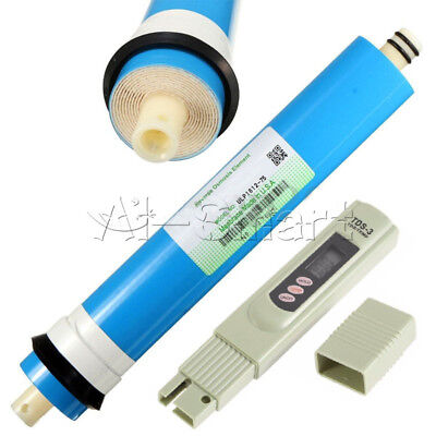 ULP1812-75GPD Reverse Osmosis Element Water Filter Membrane Element Water Tester