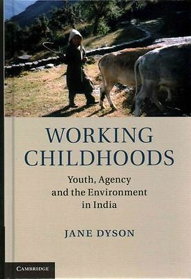 Working Childhoods: Youth, Agency and the Environment in India by Dyson, Jane