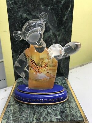 """Bradford Exchange Figure: Winnie The Pooh """"put A Little Bounce In Your Heart"""""""