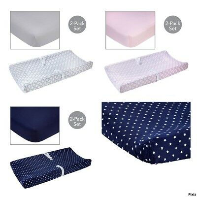 Pleasing Carters Crib Sheet And Changing Table Cover Set 2 Pack Select Color New Download Free Architecture Designs Rallybritishbridgeorg