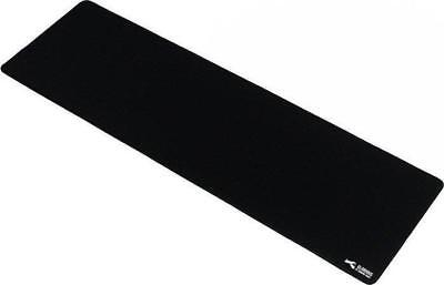 Glorious PC Gaming Race Mauspad - Extended, schwarz Gamer Mousepad Mousemat XXL