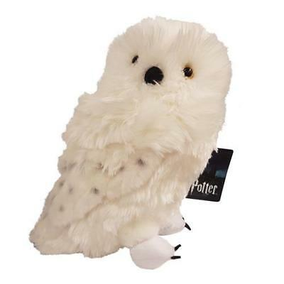 Harry Potter - Hedwig 6 inch Plush Toy - New & Official Warner Bros / Noble