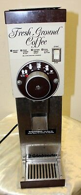 Grindmaster 850 Commercial Coffee Grinder Tested Made in USA