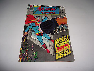 DC Action Comics #343 1966 VG