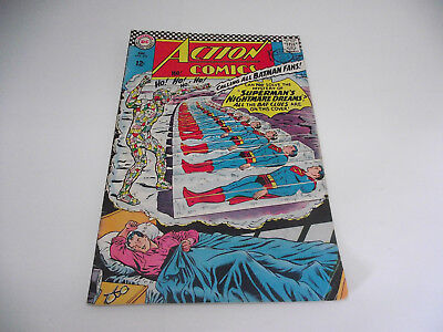DC Action Comics #344 1966 VG