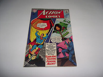 DC Action Comics #348 1966 VG