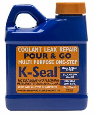 K-Seal  Permanent Coolant Leak Repair For Head Gaskets Radiators Cooling Systems
