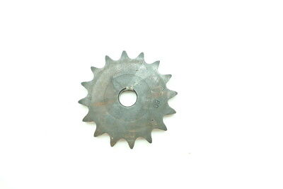 New Martin 60A16 Single Roller Chain Sprocket 3/4in Rough Bore