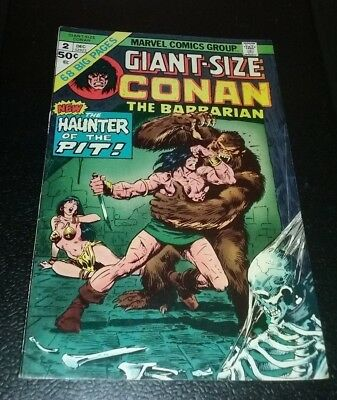 Giant-Size Conan the Barbarian #2 6.0 F