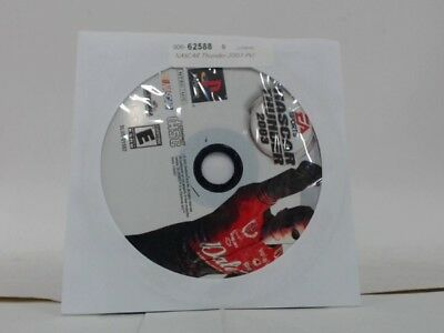 Nascar Thunder 2003 Playstation Ps1  Good