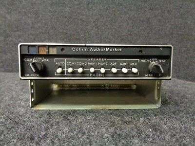 622-2087-016 Collins Audio / MKR AMR-350 W/ Tray (Volts: 14) (Mods: 1,2,5)