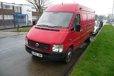 vw lt46 158bhp hi spec low miles