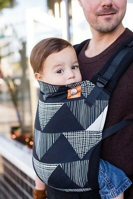 Tula baby carrier illusion print..new in box