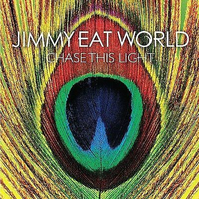Chase This Light by Jimmy Eat World (CD, Oct-2007, Interscope (USA))
