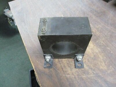GE Type JCH-0 Current Transformer 631X30 Ratio 300:5A 600V Used