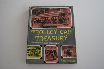 USA: Trolley car treasury, a century of American streetcars, cable cars, etc.