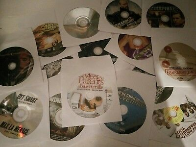 DVD Movies Disc Only -  Pick and Choose from list Combine ship and save