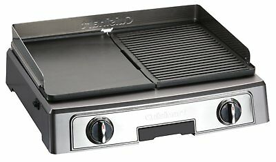 Cuisinart Plancha Barbecue Power PL50E multifonctions