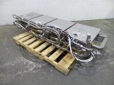 Cryogenic Experts Inc. Thermal Vacuum TVAC Plate Assembly
