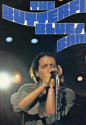 The PAUL BUTTERFIELD BLUES BAND, Live. Do-LP