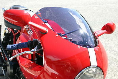 Ducati Sport Classic Sport 1000s Paul Smart Cafe Racer Windshield