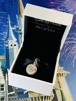 2018 Walt Disney World Pandora Charm Enchanted Tiki Room Exclusive Brand New