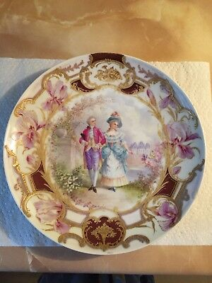 18th Century Sevres Plate( 1844-1846 )
