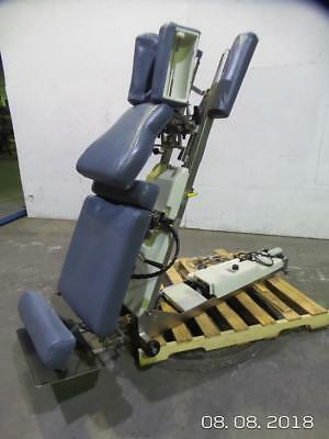 Lloyd Vintage Automatic Hydraulic Chiropractic Table