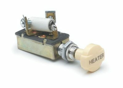 Push Pull Heater Control Switch a Hot Rod Custom Truck Boat Off-Low-High rat