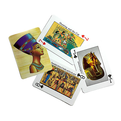 Egyptian Playing Cards