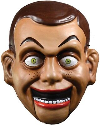 Goosebumps Slappy The Dummy Value Mask One Size
