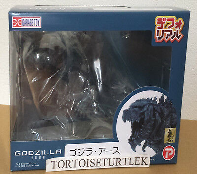 X-PLUS Deforeal Series Planet of the Monsters Godzilla Earth Figure