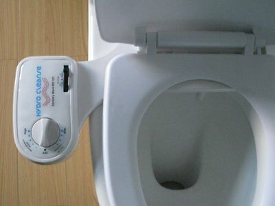 Hydro Cleanse Sanitary Wash Attachable Toilet Bidet System RD-101 Sale £20