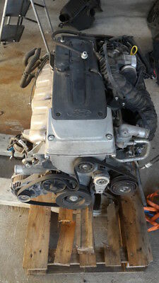 XR6 6cyl engine motor for Ford Falcon FG XR6