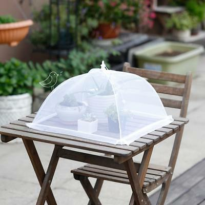 16inch Kitchen Food Umbrella Cover Picnic Barbecue Party Fly Mosquito Mesh Net