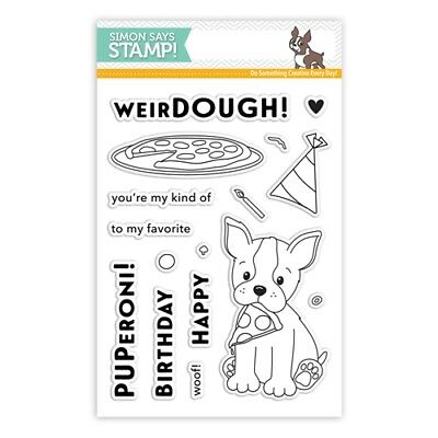 Simon Says Stamp Favorite Puperoni Clear Stamp Set