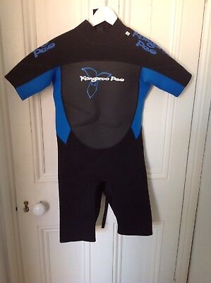 Kids Kangaroo Poo Wet Suit