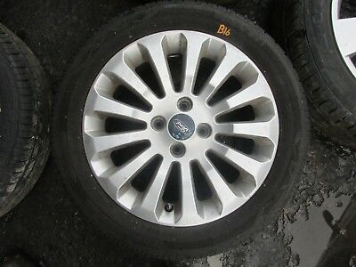 Ford Ka Alloy Wheel And Tyre  Ref