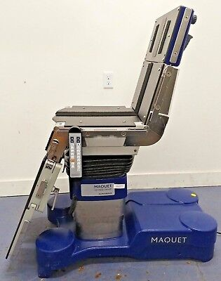 Maquet ALPHAMAXX 1133.12F1 Operating Table / Surgical Table