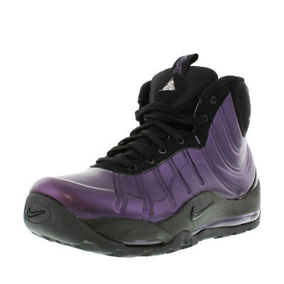 Nike Air Bakin  Posite boots Shoes Mens purple. NEW WITHOUT BOX. SIZE 11.5 facddb85c