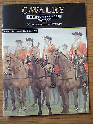 Del Prado- Cavalry Through The Ages -Marlborough's Cavalry