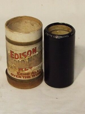 The Coon Waiter Edison Cylinder Record #3158 Golden & Marlowe