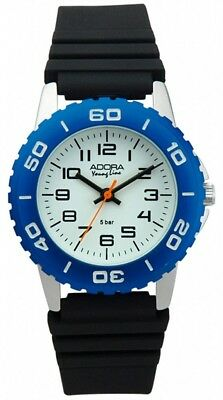 Adora Young Line Wrist Watch Analog Sports for Children Made of Aluminium With