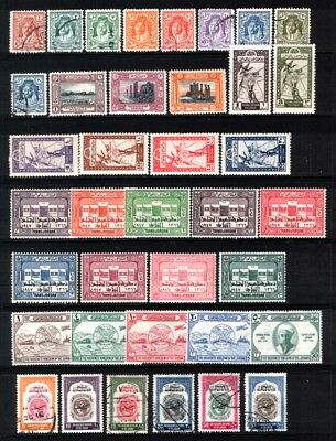 JORDAN 1930-50 : Nice mint & used selection inc. sets and better values.
