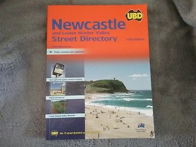 Street directory of newcastle