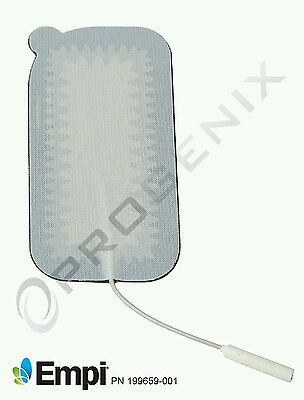 TENS Electrodes Premium NEW 2x4 Large 20 Total Large Pads for TENS Unit Empi