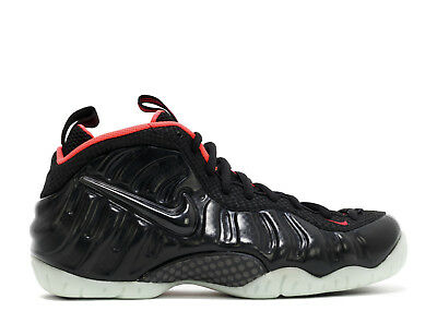 Nike Air Foamposite Yeezy Black Laser Crimson 616750 001