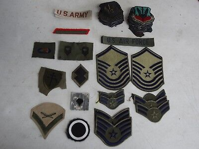 75 Patch Army Marine Gunny USAF Command Airborne Armored Spearhead Junk Drawer