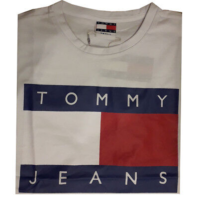 Tommy Hilfiger Crew Neck Short Sleeve T-shirt Tommy Jeans